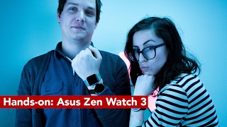 Hands-on with the Asus Zen Watch 3