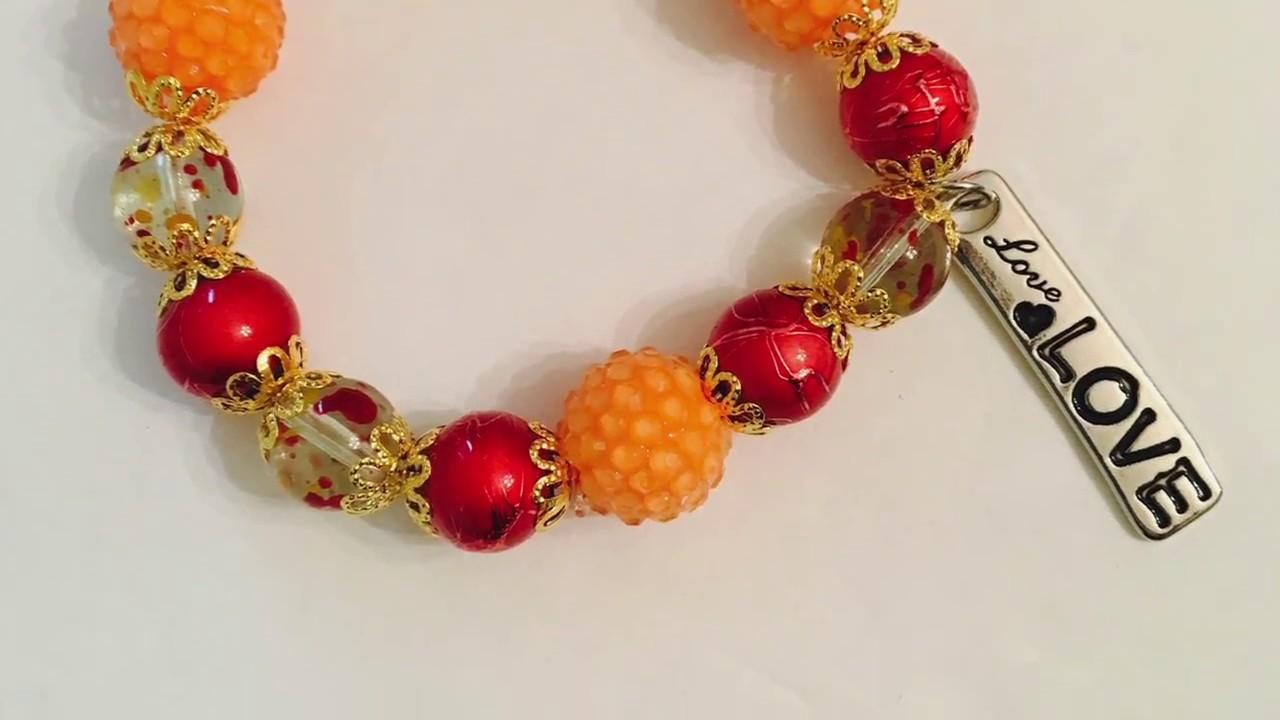 Diy Arm Candy Bracelets