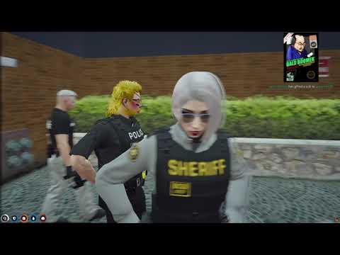 [03-27-21] MOONMOON - POLICE ACADEMY: DAY 2