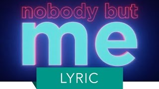 Michael Buble - Nobody But Me (Lyric Video)