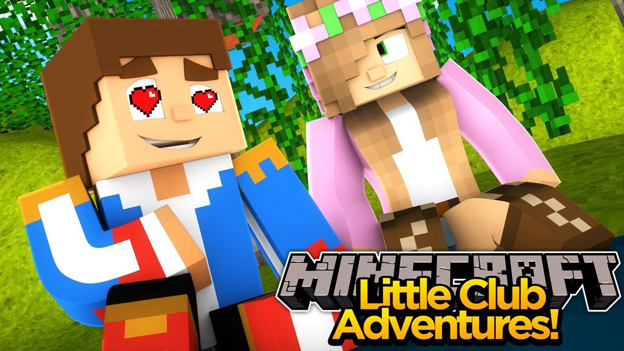 minecraft little club adventures will little donny
