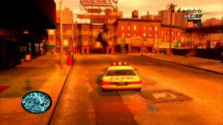 GTA IV - Gameplay - PS3