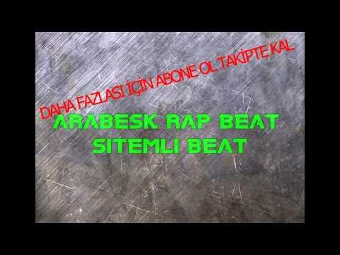 Arabesk Rap Beat - SİTEMLİ BEAT - Döngü Dönmüyor BEAT 2014 - 2015 - 2016