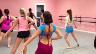 Mulford Dance Casting 2013