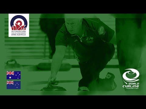 Australia v New Zealand - Men - Round-Robin - Pacific-Asia Curling Championships 2017