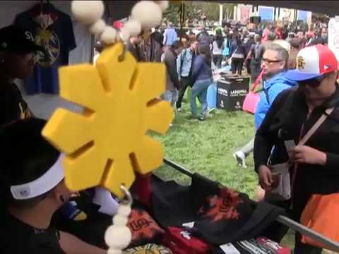 Thousands celebrate Filipino culture at Pistahan festival
