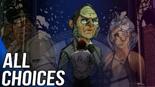 The Wolf Among Us Episode 3 - All Choices/ Alternative Choices