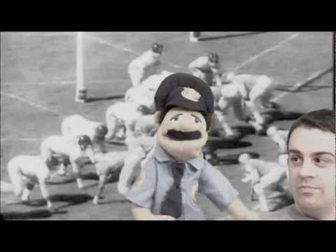 Officer Carmichael's Football Outtakes - Second Prize