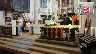 Pettenasco, accolta la Madonna di Oropa