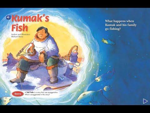 Kumak's Fish  A Tale Of The Far North