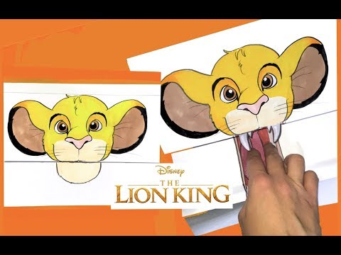 ''The Lion King'' Funny Things You Should Try To Do At Home    EASY CRAFTS FOR FAMILY AND FUN