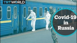 Russia reports eight Covid-19 deaths