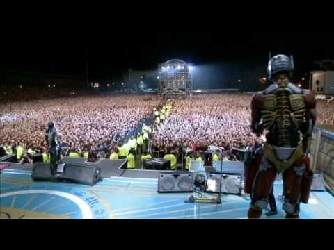 Iron Maiden - Iron Maiden Flight 666 The Concert