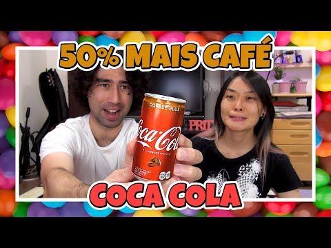 COCA COLA CAFÉ - Japão Nosso De Cada Dia