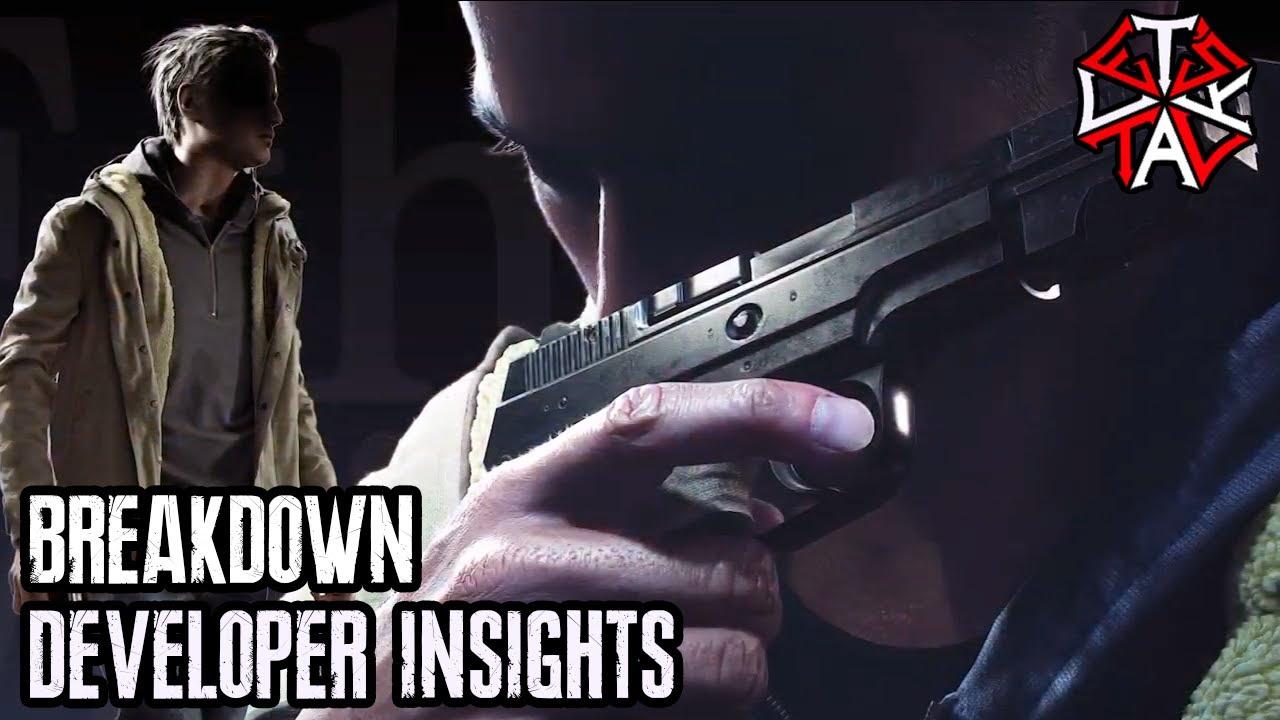BREAKDOWN   RESIDENT EVIL VILLAGE   DEVELOPERS INSIGHTS (Tokyo Game Show)