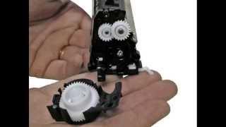 Refilling HP CF210x, 131x, 131a, cf211a, cf210a, cf212a toner cartridges