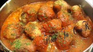 HOW TO MAKE THE BEST MEATLESS BROCCOLI MEATBALL RECIPE 2017