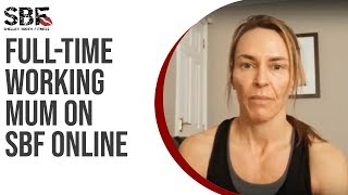 Full Time Mum Shares Experience in SBF Online