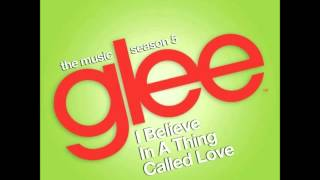 Glee - I Believe in a Thing Called Love [ feat. Adam Lambert ]