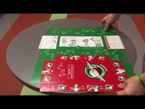 Operation Christmas Child: Packing the Box