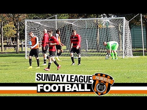 Sunday League Football - TIME WASTING