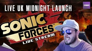 Video LIVE UK MIDNIGHT LAUNCH | Sonic Forces download MP3, 3GP, MP4, WEBM, AVI, FLV November 2017