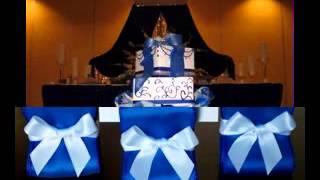 Royal Blue Wedding Decor Ideas