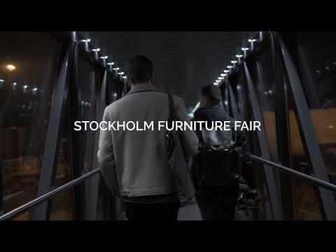 STOCKHOLM FURNITURE FAIR – Moodings