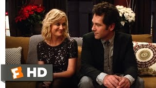 They Came Together (9/11) Movie CLIP - Three Holiday Parties (2014) HD