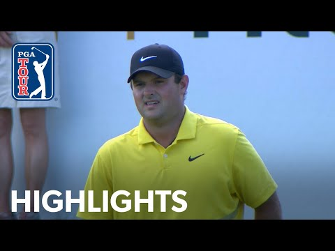 patrick-reed's-highlights-|-round-3-|-the-northern-trust-2019