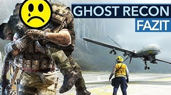 Warum Ghost Recon: Breakpoint nur noch traurig macht