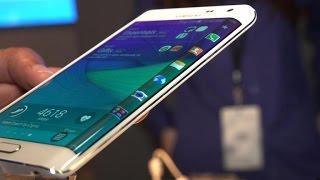 Samsung Galaxy Note Edge es como el Galaxy Note 4, sin embargo con pantalla curva