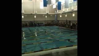 Makayla Swims and Wins!!!