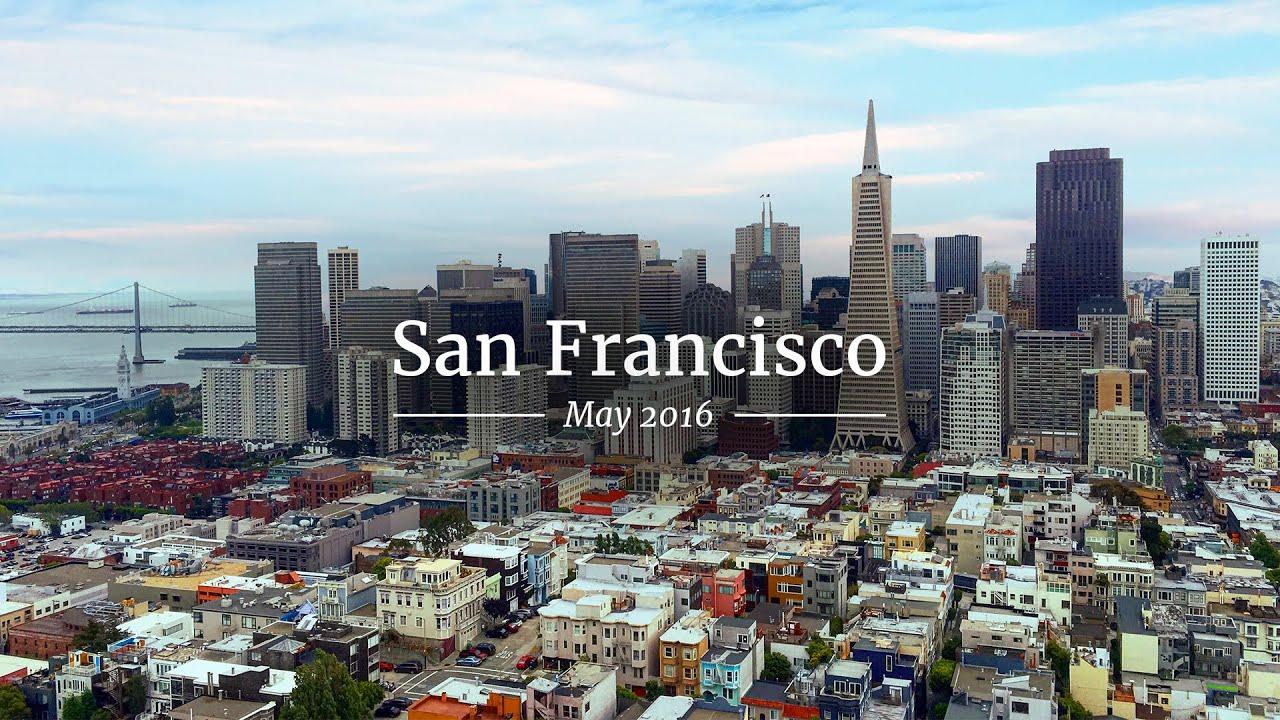 San Francisco May 2016