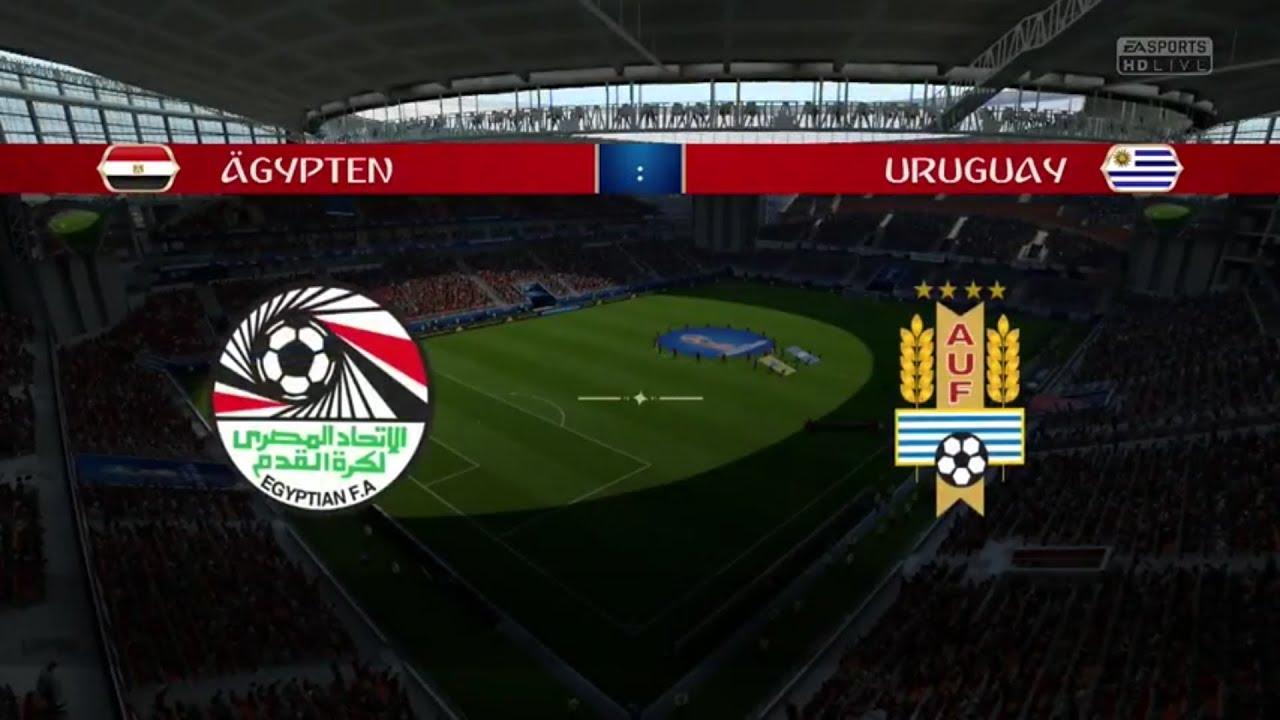 Prognose Г¤gypten Uruguay