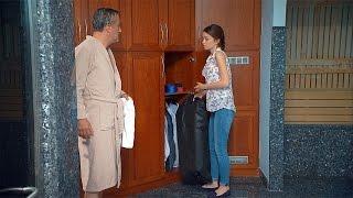 Aşk ve Günah 4. Bölüm - Kerim, Nesrin 'i banyoda görünce çok şaşırır!