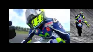 Moto GP-Valentino Rossi from 15 to 2 On Board-Philip Island 2016