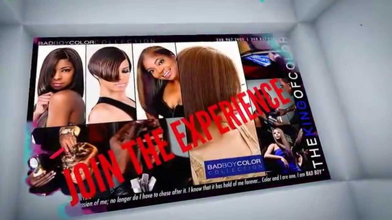 BADBOY HAIR collection 2