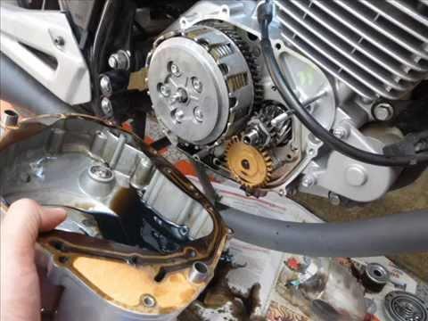 Yamaha Dt 125 Wiring Diagram Destape Motor Suzuki Gs125 Youtube