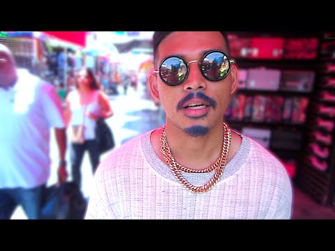 Philippines Flashbacks | The Santee Alley, Downtown Los Angeles