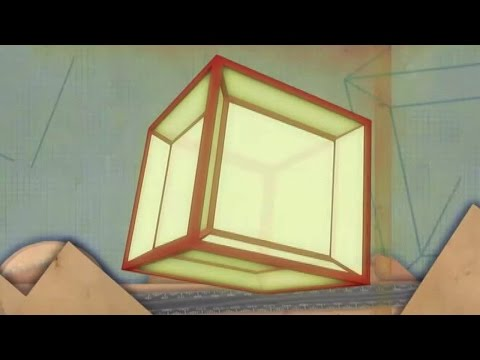 Where Is The Fourth Dimension? w/Alan Davies - Why Maths Doesn't Add Up - BBC