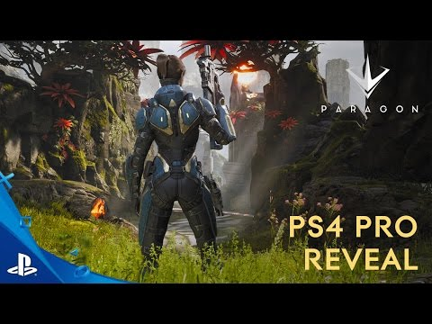 Paragon - PS4 Pro Reveal Trailer | PS4 Pro