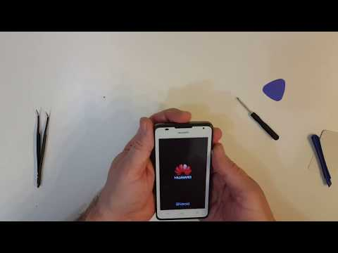 How to Change Touch Screen on Huawei Y530