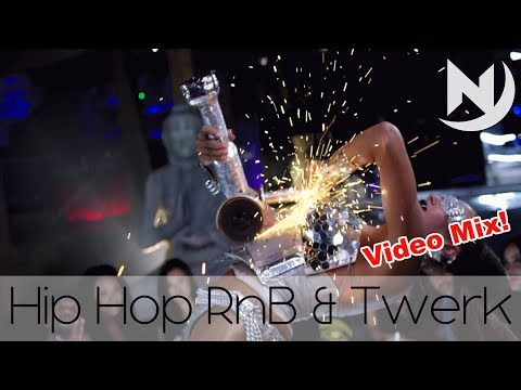 Best Hip Hop / Black & Twerk / Trap Party Mix 2017 | RnB Urban Trap / Twerk / Electro Hype Music #57