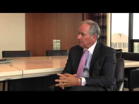 Everybody Has A Story: CEO of Blackstone, Stephen A. Schwarzman