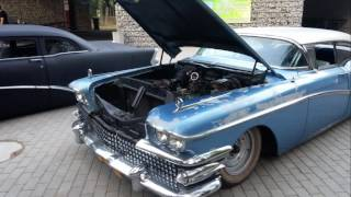 buick 1958 kustom