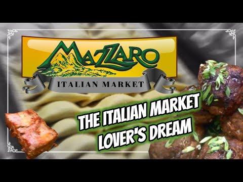 Mazzaro Italian Market: The Italian Market Lover's Dream