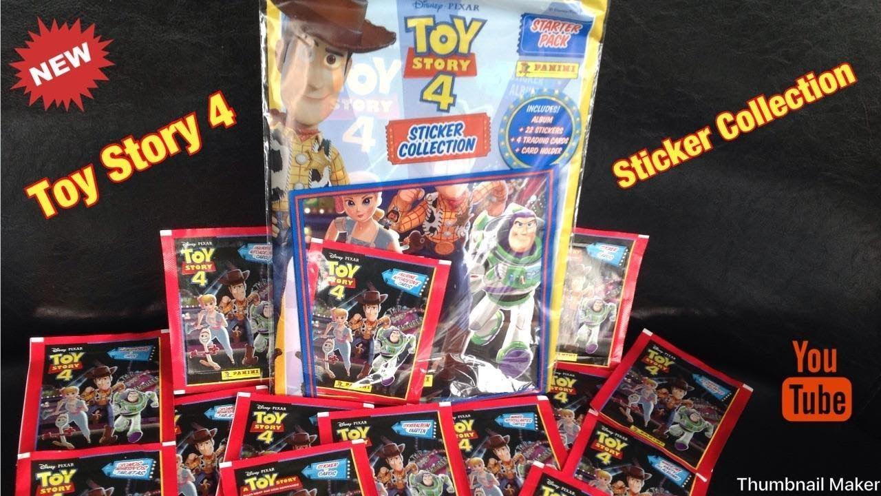 PANINI-Toy Story 4-Sticker 27