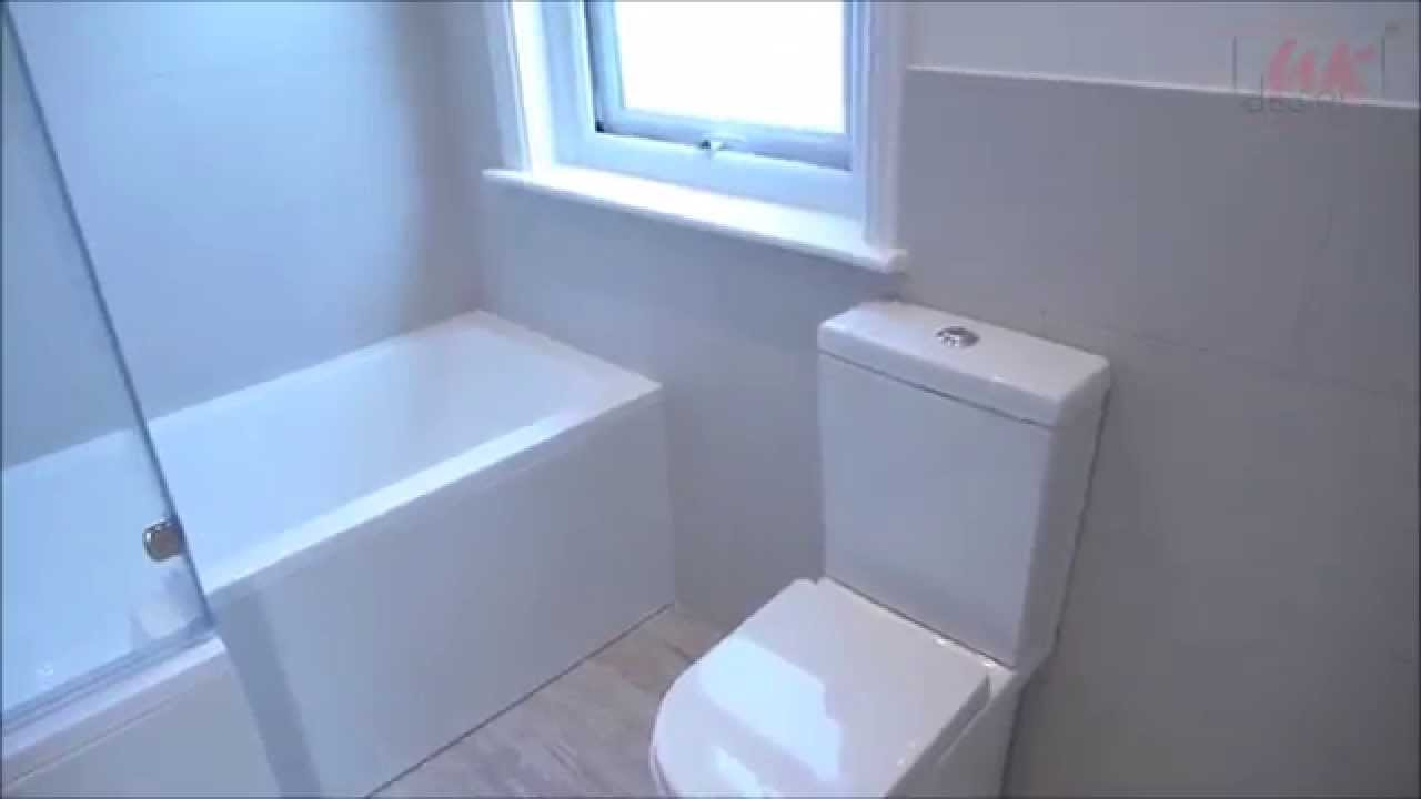Bathrooms and kitchens renovation by UK Decor - YouTube