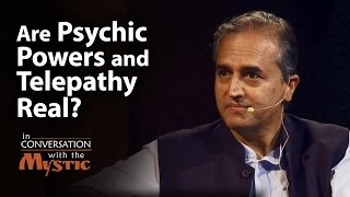 Are Psychic Powers and Telepathy Real? Dr. Devi Shetty Asks Sadhguru